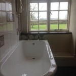 Bath after resurfacing